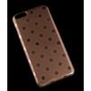 Чехол-накладка для Apple iPhone 6 Plus, 6s Plus 5.5 (R0006423) (Золотые ромбики) - Чехол для телефонаЧехлы для мобильных телефонов<br>Плотно облегает корпус и гарантирует надежную защиту от царапин и потертостей.<br>