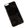 Чехол-накладка для Apple iPhone 6 Plus, 6s Plus 5.5 (R0006416) (Круги) - Чехол для телефонаЧехлы для мобильных телефонов<br>Плотно облегает корпус и гарантирует надежную защиту от царапин и потертостей.<br>