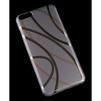 Чехол-накладка для Apple iPhone 6 Plus, 6s Plus 5.5 (R0006419) (Плавные линии) - Чехол для телефонаЧехлы для мобильных телефонов<br>Плотно облегает корпус и гарантирует надежную защиту от царапин и потертостей.<br>