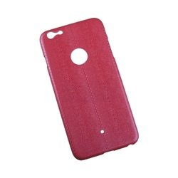 """Чехол-накладка для Apple iPhone 6 Plus, 6s Plus 5.5"""" (R0007381) (красный)"""