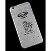Чехол-накладка для Apple iPhone 6 Plus, 6s Plus 5.5 (R0006412) (Ангел) - Чехол для телефонаЧехлы для мобильных телефонов<br>Плотно облегает корпус и гарантирует надежную защиту от царапин и потертостей.<br>