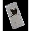 Чехол накладка для Apple iPhone 6 Plus, 6s Plus 5.5 (R0006404) (белый) - Чехол для телефонаЧехлы для мобильных телефонов<br>Плотно облегает корпус и гарантирует надежную защиту от царапин и потертостей.<br>