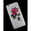 Чехол-накладка для Apple iPhone 6 Plus, 6s Plus 5.5 (R0006406) (роза) - Чехол для телефонаЧехлы для мобильных телефонов<br>Плотно облегает корпус и гарантирует надежную защиту от царапин и потертостей.<br>