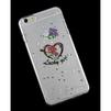 Чехол-накладка для Apple iPhone 6 Plus, 6s Plus 5.5 (R0006405) (Сердце Lucky Girl) - Чехол для телефонаЧехлы для мобильных телефонов<br>Плотно облегает корпус и гарантирует надежную защиту от царапин и потертостей.<br>