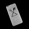 Чехол-накладка для Apple iPhone 6 Plus, 6s Plus 5.5 (R0006411) (Топорики Lang Axis) - Чехол для телефонаЧехлы для мобильных телефонов<br>Плотно облегает корпус и гарантирует надежную защиту от царапин и потертостей.<br>