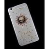 Чехол-накладка для Apple iPhone 6 Plus, 6s Plus 5.5 (R0006400) (Череп) - Чехол для телефонаЧехлы для мобильных телефонов<br>Плотно облегает корпус и гарантирует надежную защиту от царапин и потертостей.<br>