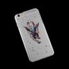 Чехол-накладка для Apple iPhone 6 Plus, 6s Plus 5.5 (R0006410) (Чудище с крыльями) - Чехол для телефонаЧехлы для мобильных телефонов<br>Плотно облегает корпус и гарантирует надежную защиту от царапин и потертостей.<br>
