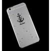 Чехол-накладка для Apple iPhone 6 Plus, 6s Plus 5.5 (R0006401) (Якорь) - Чехол для телефонаЧехлы для мобильных телефонов<br>Плотно облегает корпус и гарантирует надежную защиту от царапин и потертостей.<br>
