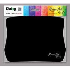Коврик для мыши Dialog PM-H20 (черный)