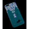 Чехол-накладка для Apple iPhone 6 Plus, 6s Plus 5.5 (R0007150) (Черная кошка с зеленым кармашком) - Чехол для телефонаЧехлы для мобильных телефонов<br>Плотно облегает корпус и гарантирует надежную защиту от царапин и потертостей.<br>