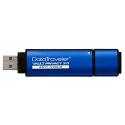 kingston datatraveler vault privacy 3.0 anti-virus 64gb