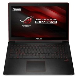 "asus g501jw (core i7 4720hq 2600 mhz/15.6""/1920x1080/8.0gb/1000gb/dvd нет/nvidia geforce gtx 960m/wi-fi/bluetooth/win 8 64)"