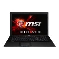 "msi gp70 2qe leopard (core i5 4210h 2900 mhz/17.3""/1920x1080/8.0gb/1000gb/dvd-rw/nvidia geforce 940m/wi-fi/bluetooth/win 8 64)"