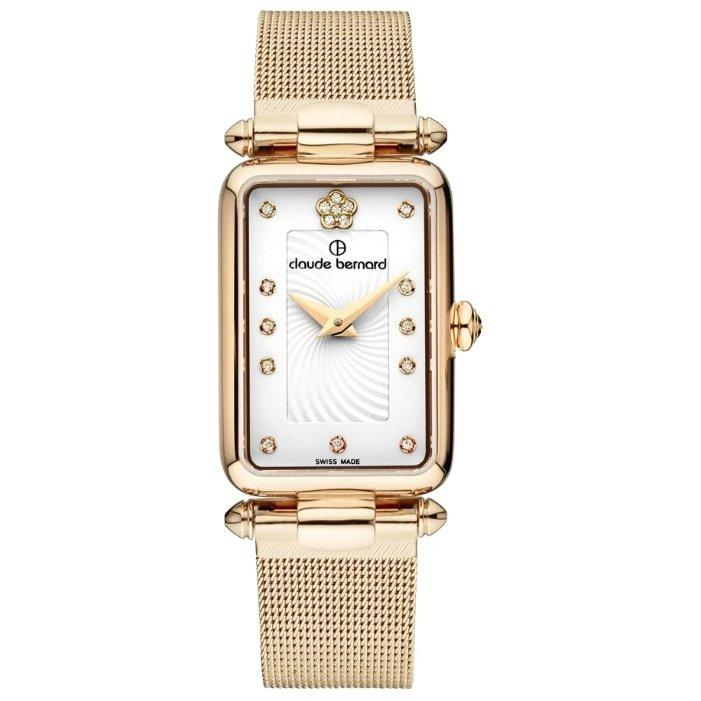 Купить Женские наручные швейцарские часы в коллекции Dress Code Claude Bernard за 20 300 руб