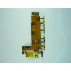 Шлейф для Sony Xperia Z3 D6603 Relay с микрофоном и вибромотором (65942)