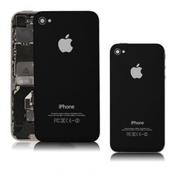 ������ ������ ��� Apple iPhone 4 (46198) (������) 1-� ���������