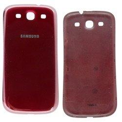 Крышка аккумулятора для Samsung Galaxy S3 i9300 (51246) (красный)