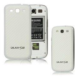 Крышка аккумулятора для Samsung Galaxy S3 i9300 (49770) (белый)