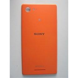 Крышка аккумулятора для Sony Xperia E3 Dual D2212 (67948) (оранжевый)