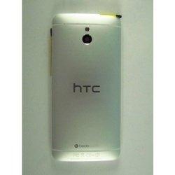 Крышка аккумулятора для HTC One mini 601e с боковыми клавишами (66192) (белый)