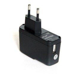 Сетевое зарядное устройство Евровилка-microUSB, USB, 30-pin для Apple iPhone 3GS, 4, 4S, iPad, 2, 3 new, iPod Nano 6, touch 4 (KS-is Tich KS-167)