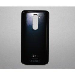Крышка аккумулятора для LG G2 D802 с антенной (65541) (черный)