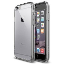 "��������� �����-�������� ��� apple iphone 6 4.7"" (spigen ultra hybrid fx sgp11363) (�����-�����������)"