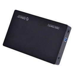 """Корпус для жесткого диска 3.5"""" ORICO 3588US3 (черный)"""