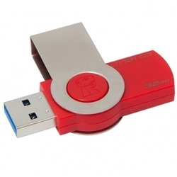 usb ����-���������� kingston data traveler 101 32gb gen.3 + 32gb � ������ ������ (dt101g3/32gb-yan) (�������)
