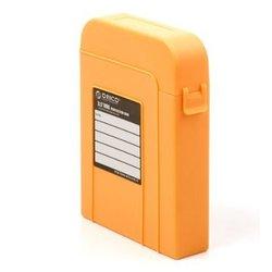 """Чехол для жесткого диска 3.5"""" Orico PHI-35 (оранжевый)"""