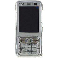 Корпус для Nokia N73 (LP 12) (серебристый)