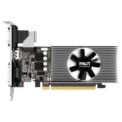 Palit GeForce GT 730 902Mhz PCI-E 2.0 1024Mb 5000Mhz 64 bit 2560x1600 DVI HDMI HDCP OEM