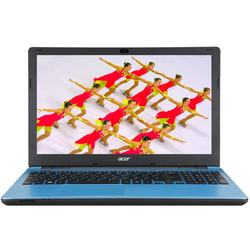 "Acer Aspire E5-511-P47U (Pentium N3540 2160 Mhz/15.6""/1366x768/2Gb/500Gb/DVD-RW/Intel HD Graphics/Wi-Fi/Bluetooth/Linux) (NX.MSJER.010) (голубой)"