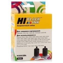 Заправочный набор для Hi-Black C9351A, C8765H, C8767H, C6656A, C8727A (H2002bK) (черный) (2х20 мл)