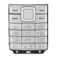 Клавиатура для Nokia 5070 (LP 708) (серебристый)