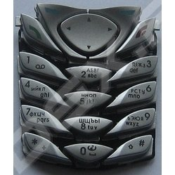 Клавиатура для Nokia 6100 (LP 342) (серый)