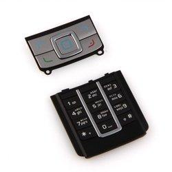 Клавиатура для Nokia 6280 (LP 328) (черный)