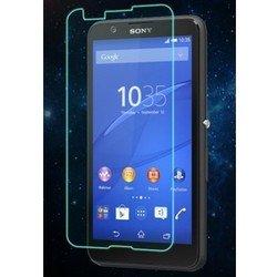 Защитное стекло для Sony Xperia E4 E2105 (Tempered Glass YT000006515) (прозрачное)