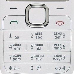 Клавиатура для Nokia C2-00 (CD020708) (белый)
