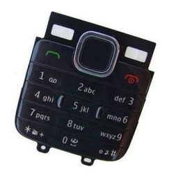 Клавиатура для Nokia C2-01 (CD019265) (черный)