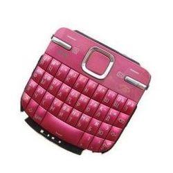 Клавиатура для Nokia C3 (CD120773) (розовый)