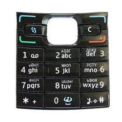 Клавиатура для Nokia E50 (CD000337) (черный)