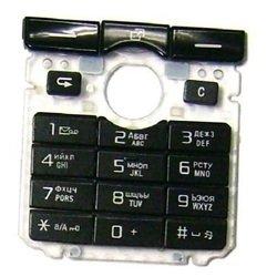 Клавиатура для Sony Ericsson K750 (LP 81) (черный)