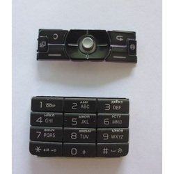 Клавиатура для Sony Ericsson K790 (LP 82) (черный)