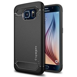 �����-�������� ��� samsung galaxy s6 spigen case rugged armor (sgp11439) (������)