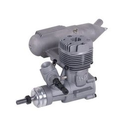 Двигатель внутреннего сгорания для радиоуправляемых самолетов (ASP S61A)
