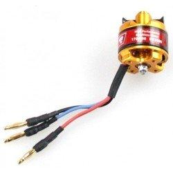 Бесколлекторный двигатель для радиоуправляемых самолетов (Impact 1709/08 KV2000)