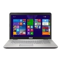 "asus n751jx (core i7 4720hq 2600 mhz/17.3""/1920x1080/12.0gb/2000gb/dvd-rw/nvidia geforce gtx 950m/wi-fi/bluetooth/win 8 64)"