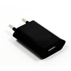 Сетевое зарядное устройство 1USB KS-is KS-195 (черный)