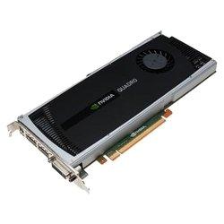 Lenovo Quadro 4000 475Mhz PCI-E 2.0 2048Mb 2800Mhz 256 bit DVI